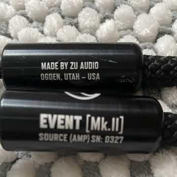 Zu Audio Event