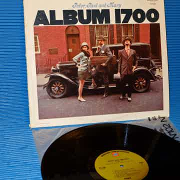 "PETER, PAUL & MARY   - ""Album 1700"" -  Warner Bros 1968..."