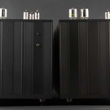 David Berning Co Custom Mono Amps and Octal Preamp