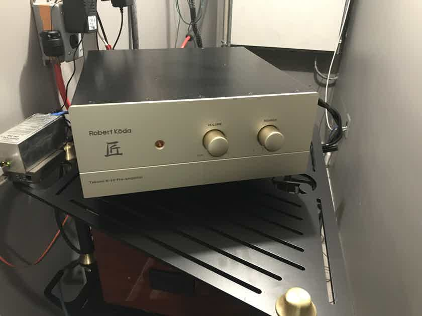 Robert Koda  K-10 Preamplifier Paypal/Shipping INCLUDED