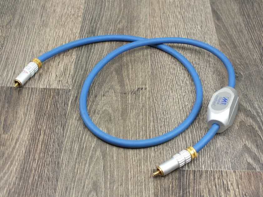 MIT  Digital Interface interconnect RCA 1,0 metre