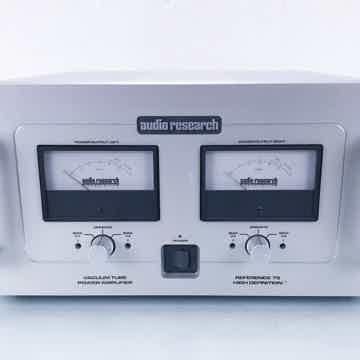 Reference 75 SE Stereo Tube Power Amplifier