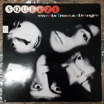 Squeeze - Sweets From A Stranger 1982 EX+ Vinyl LP  A&M...