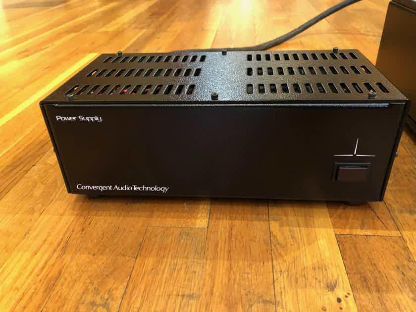 Convergent Audio SL-1 Legend Black Path Pre-Amplifier