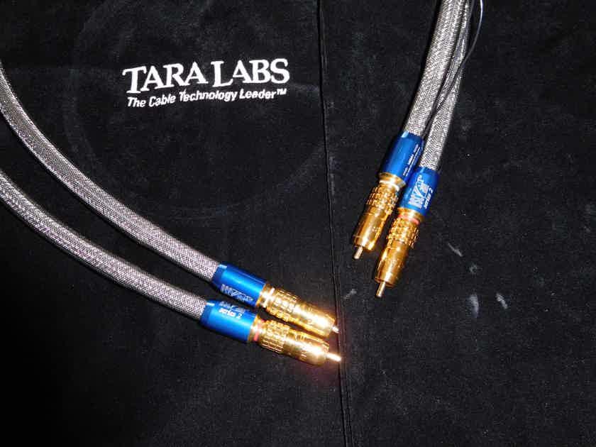 TARA Labs RSC AIR 1 S2 Interconnect 1.5 meter RCA