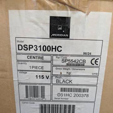 Meridian DSP3100HC