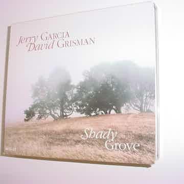 Jerry Garcia David Grisman - Shady Grove cd 1996