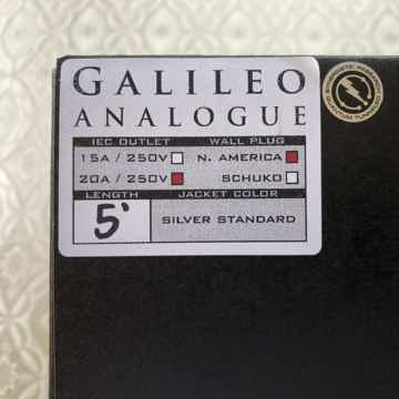 Synergistic Research Galileo LE Analogue