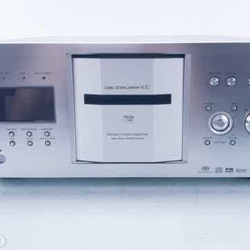 Sony DVP-CX777ES 400 Disc CD / SACD Changer / Player