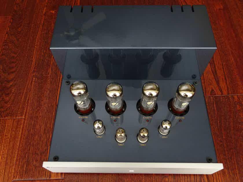 PrimaLuna ProLogue Premium Award Winning tube Power Amp Low Hours, latest white cap. version!