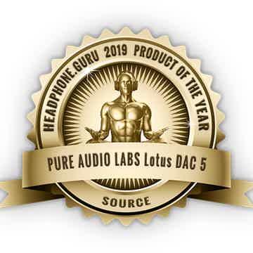 Pure Audio Labs Lotus DAC5