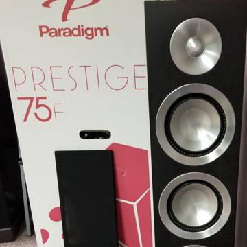 Paradigm Prestige 75F