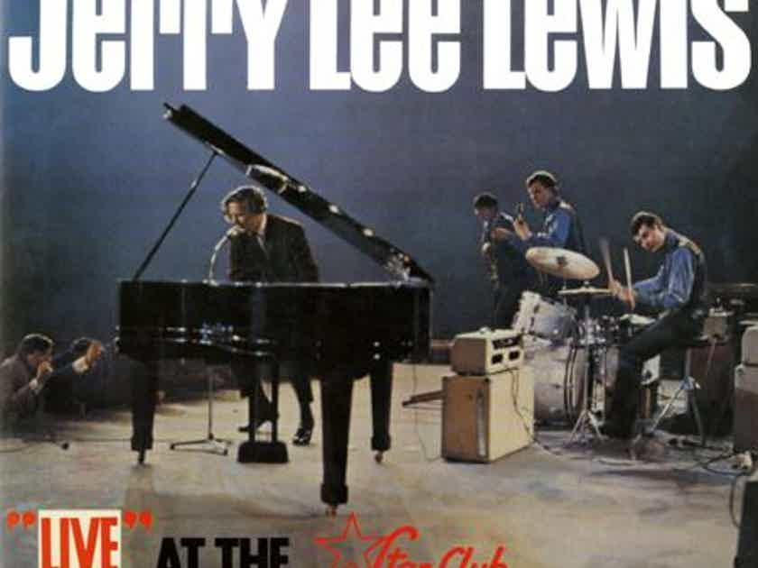 Jerry Lee Lewis Live At The Star Club, Hamburg