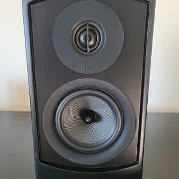 Aperion Audio Verus Grand Bookshelf Speaker Pair - Glos...
