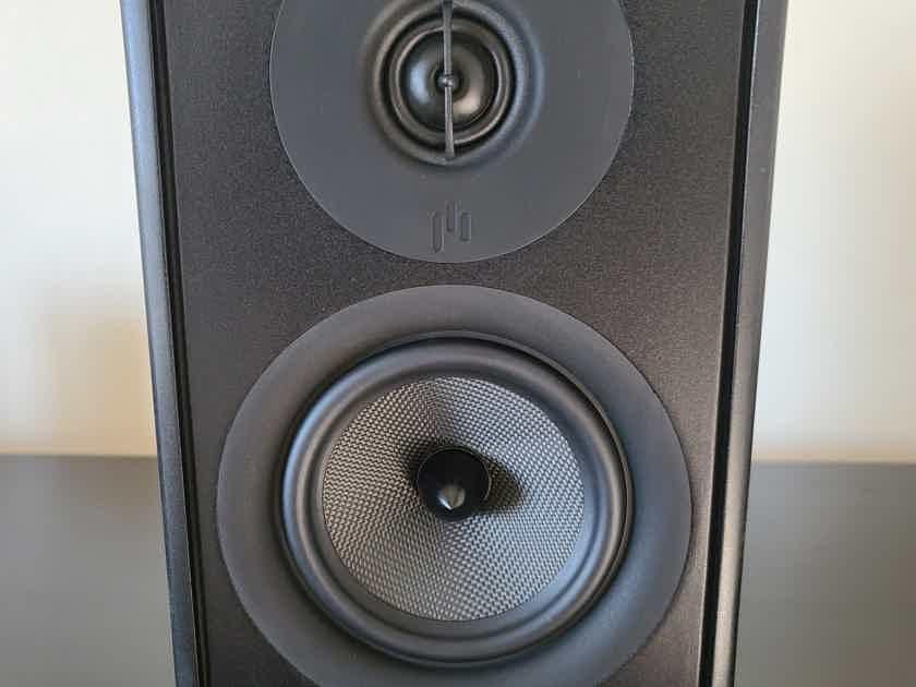 Aperion Audio Verus Grand Bookshelf Speaker Pair - Gloss Cherry