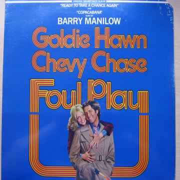 Charles Fox - Foul Play (Original Soundtrack) 1978 SEAL...