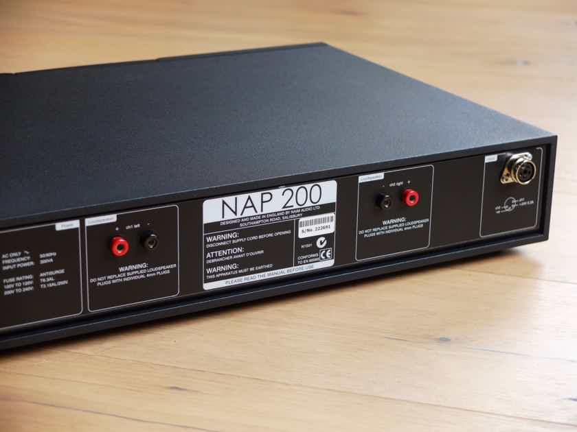 Naim Audio NAP-200 Immaculate!