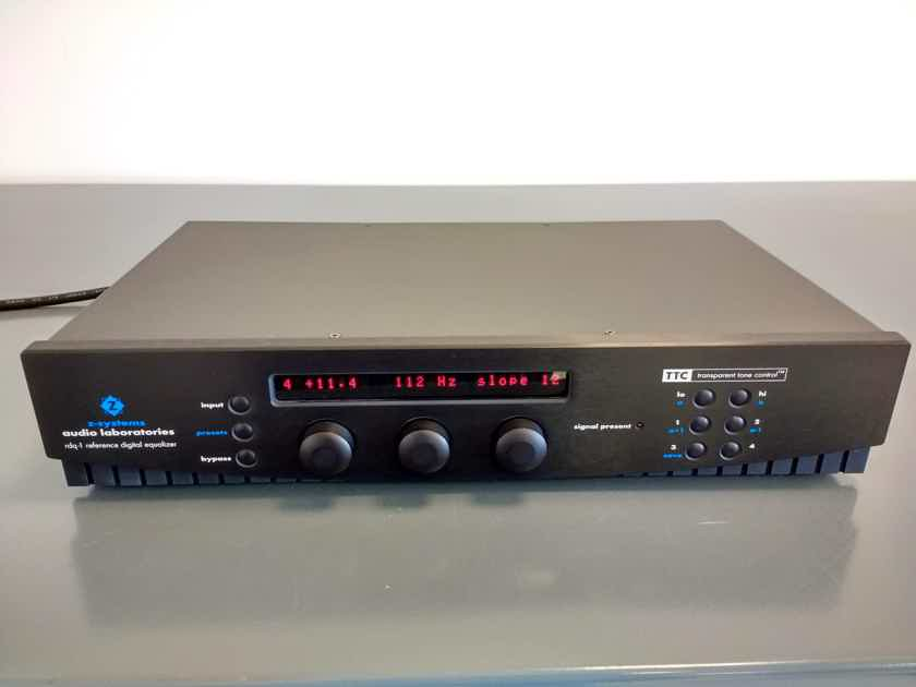 Z-systems RDQ-1 Reference Digital Equalizer - Excellent Condition