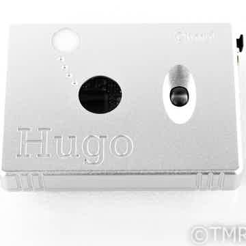 Hugo Headphone Amplifier / Battery Powered DAC