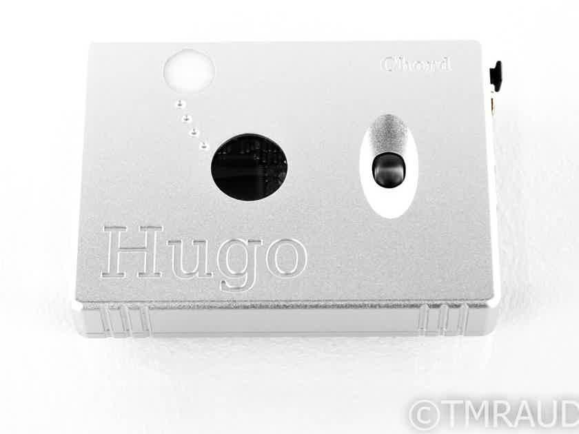 Chord Electronics Hugo Headphone Amplifier / Battery Powered DAC; D/A Converter (22853)