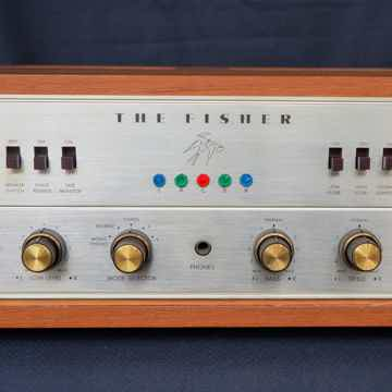 Fisher X-202b