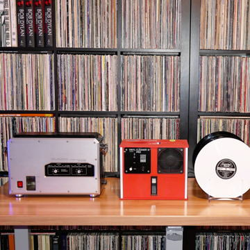 Ultrasonic Cleaning Service KLAudio KD-CLN-LP200, Audio Desk Systeme Pro, and VPI 16.5