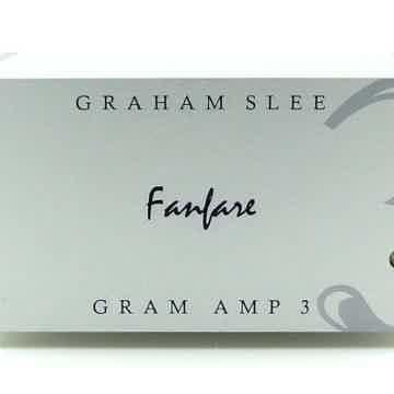 Gram Amp 3 Fanfare