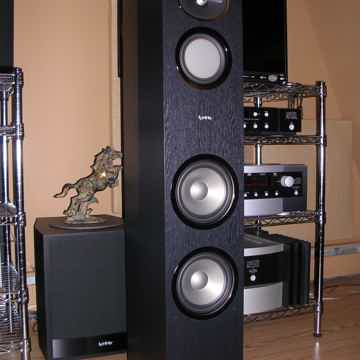 Infinity Reference Series Home Theater Speaker System