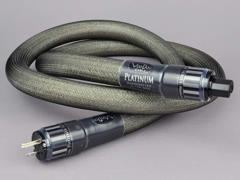 VooDoo Cable Platinum 6 ft - 15 amp IEC