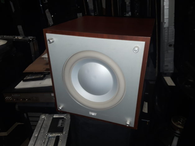 B&W SUPER SUB WOOFER-TOTALLY RE-BUILT