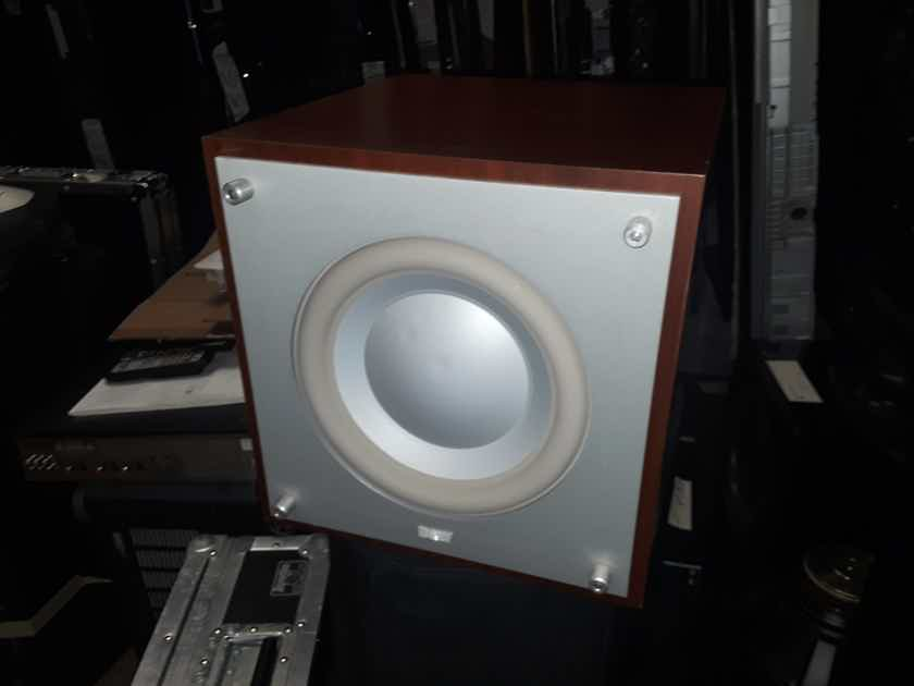 B&W SUPER SUB WOOFER-TOTALLY RE-BUILT ASW-CM