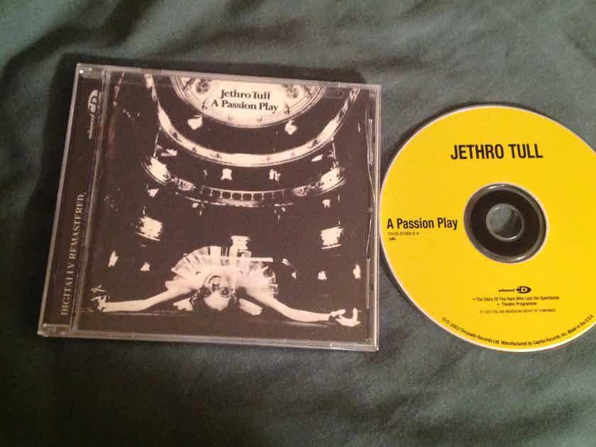 Jethro Tull  A Passion Play Enhanced CD