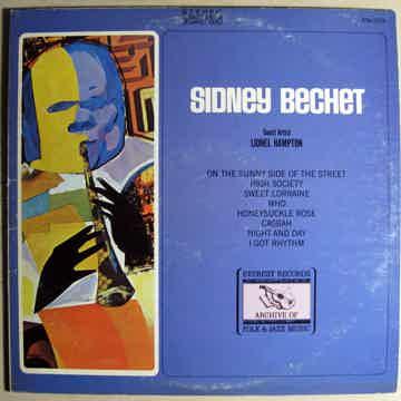 Sidney Bechet Guest Artit Lionel Hampton - Sidney Beche...