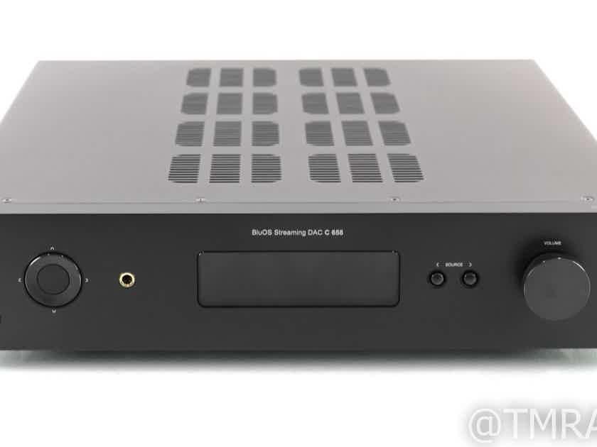 NAD C 658 Streaming DAC; D/A Converter; C658; BlueOS; Remote (28634)