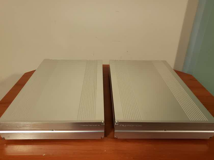 NuForce Reference 9 v2 Monoblock Power Amplifiers. Price Drop.