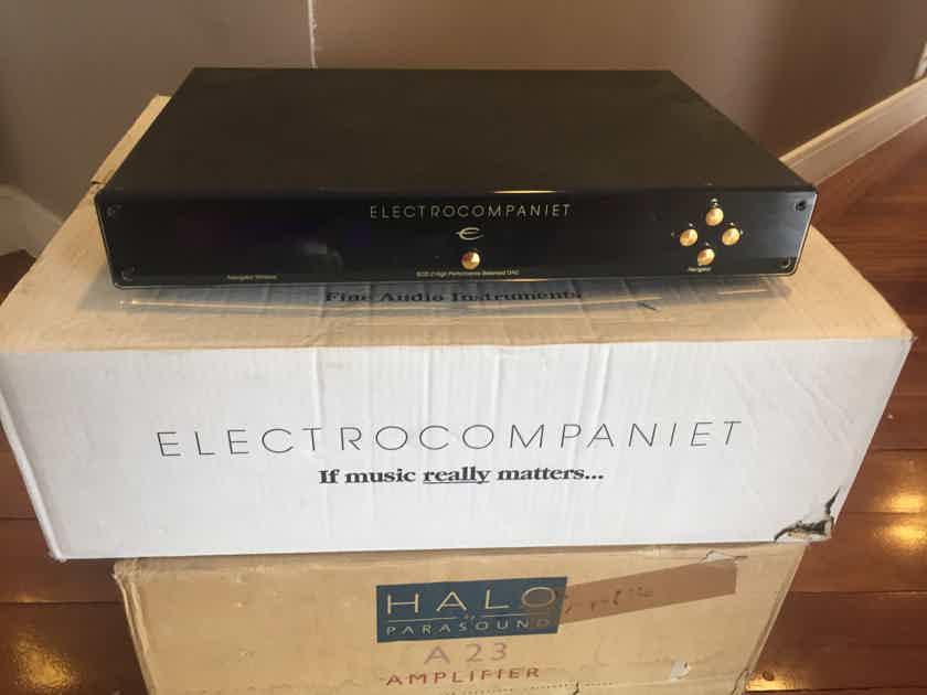 Electrocompaniet ECD-2