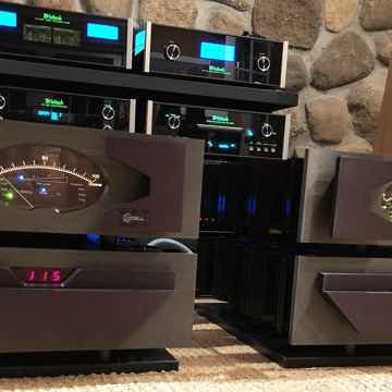 Krell Audio Standard (KAS) Flagship Amplifiers - The Be...