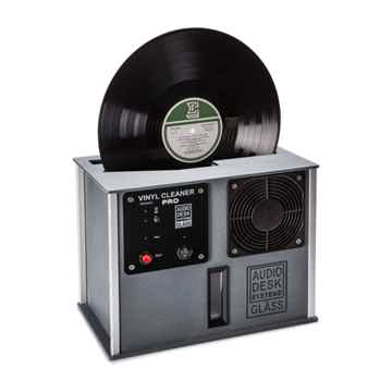 Audio Desk Vinyl Cleaner PRO standard gray