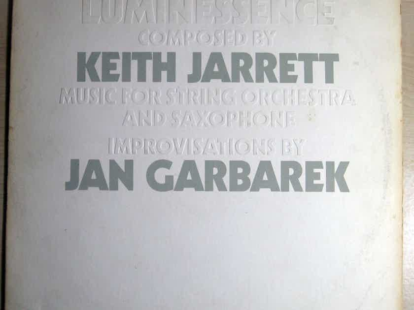 Keith Jarrett / Jan Garbarek - Luminessence - 1975 ECM Records ECM 1049