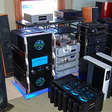 Mcintosh , Krell Marantz Audio Research Wadia