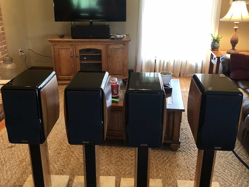 Selling four excellent Usher x719 speakers