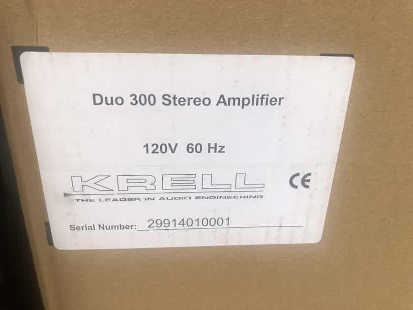 Krell  Duo XD