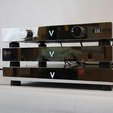 Valvet soulshine Trio tube line/phono-stage