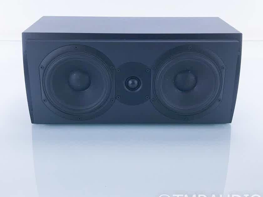 Triad InRoom Silver LCR Center Channel Speaker; Black (17079)