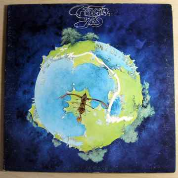 YES - Fragile - 1977 NM- Reissue PRESSWELL Atlantic SD...