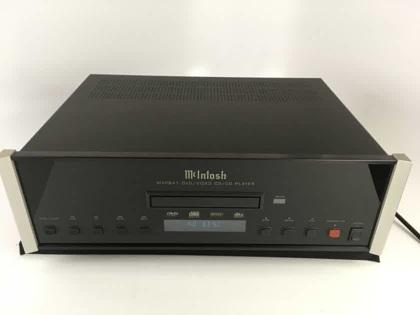 McIntosh MVP-841 CD Player, Mint and Tested