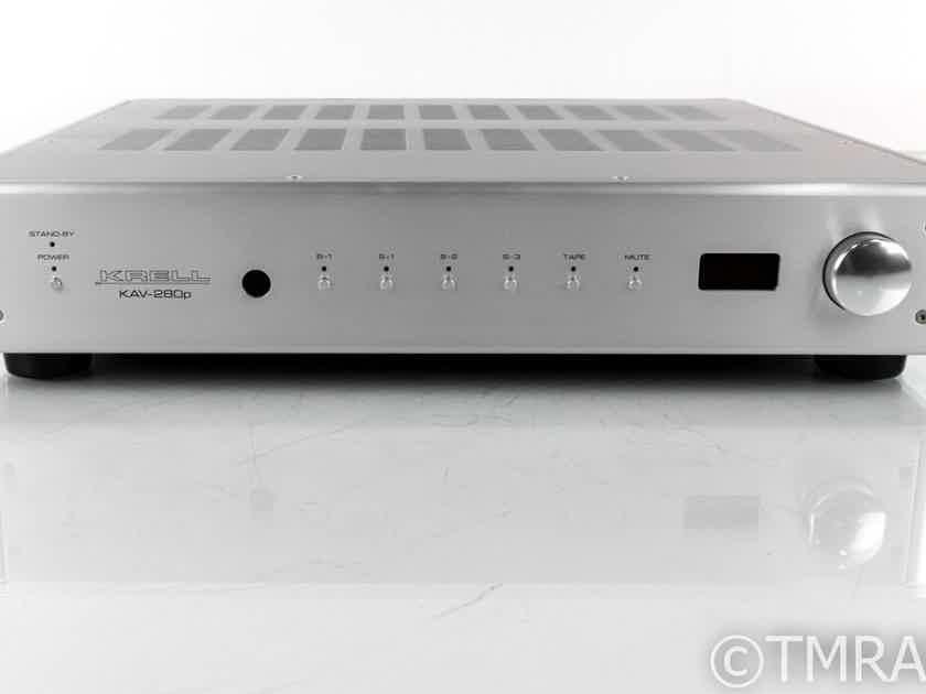 Krell KAV-280p Stereo Preamplifier; KAV280P (19864)