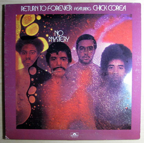 Return To Forever Featuring Chick Corea