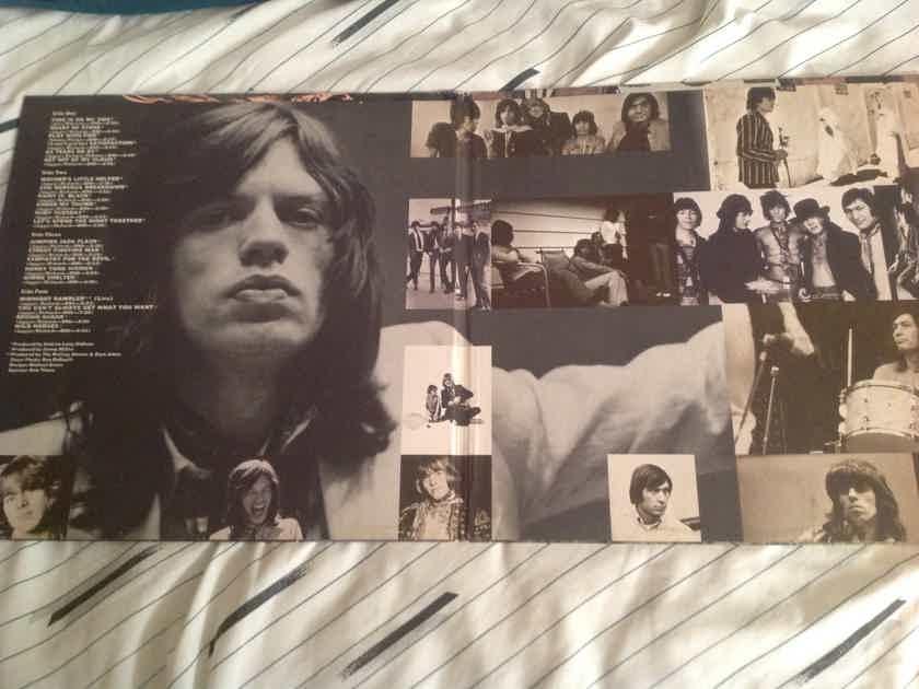 The Rolling Stones  Hot Rocks 1964-1971 Deadwax Sterling 2 LH