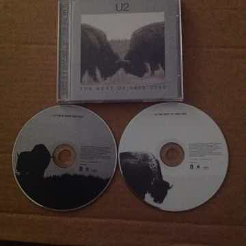 U2 - The Best Of 1990-2000 2 Compact Disc Edition Islan...